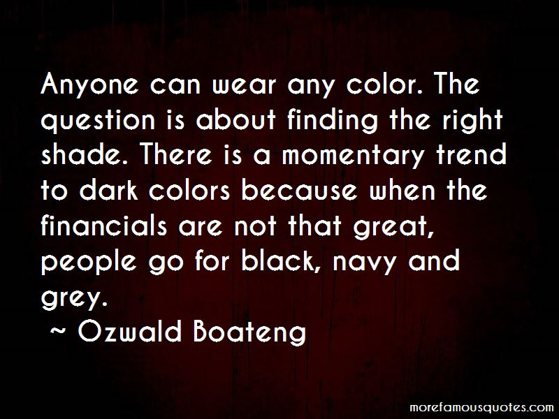 Quotes About The Color Navy