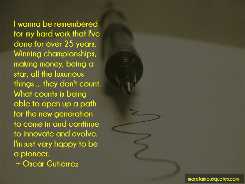 Quotes About The New Generation