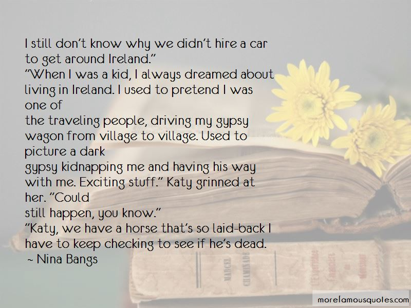 Quotes About Traveling To Ireland