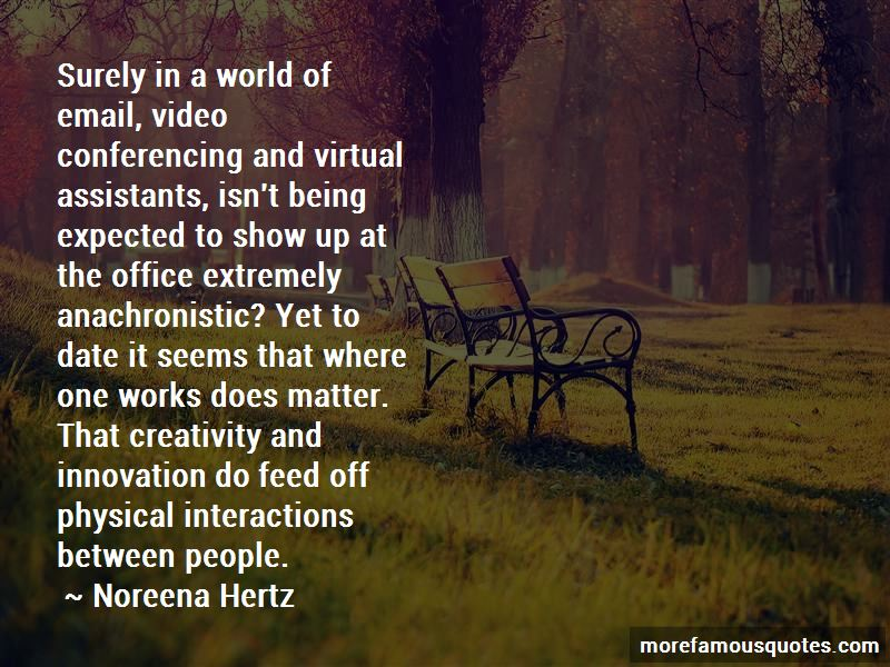 Quotes About Video Conferencing