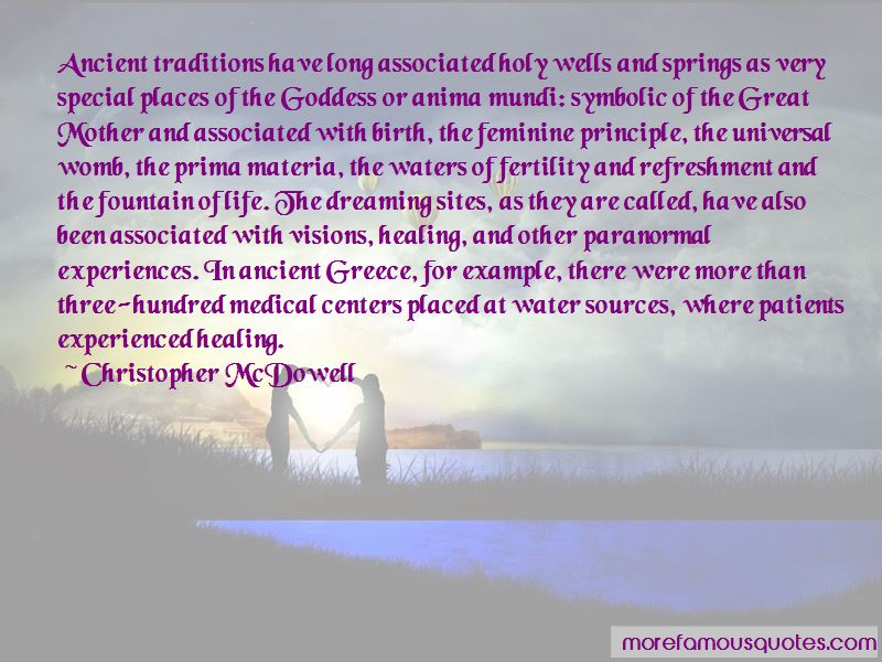 Water And Healing Quotes Pictures 4