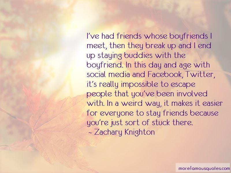 Quotes About Weird Boyfriends