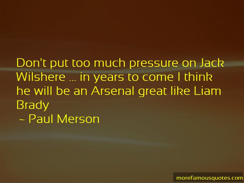 Wilshere Quotes Pictures 3