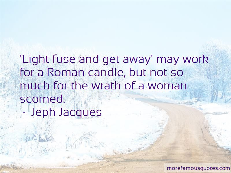 Quotes About Woman Scorned