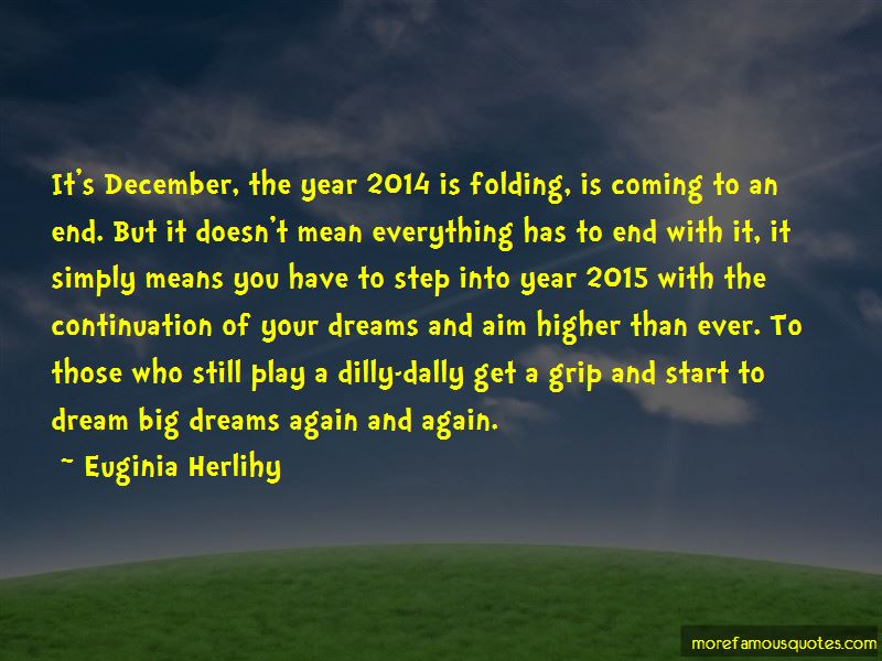 Quotes About Year End 2014