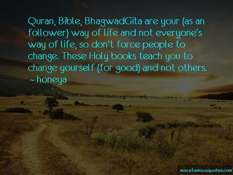 Quran Bible Quotes