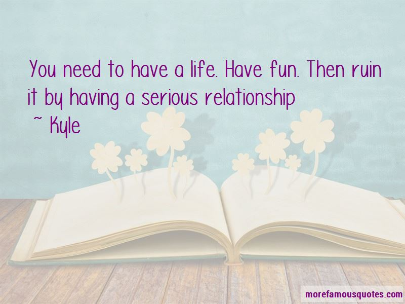 Relationship Ruin Quotes