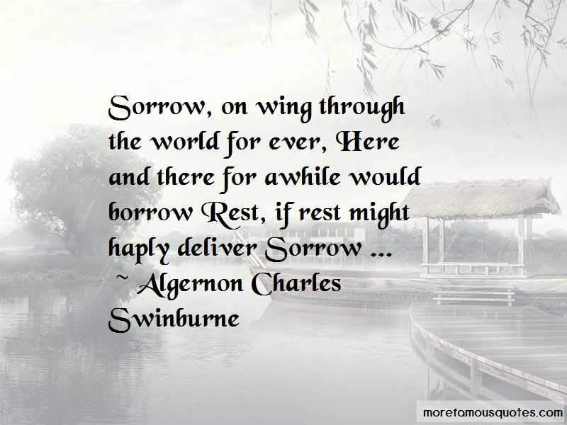 Rest For Awhile Quotes