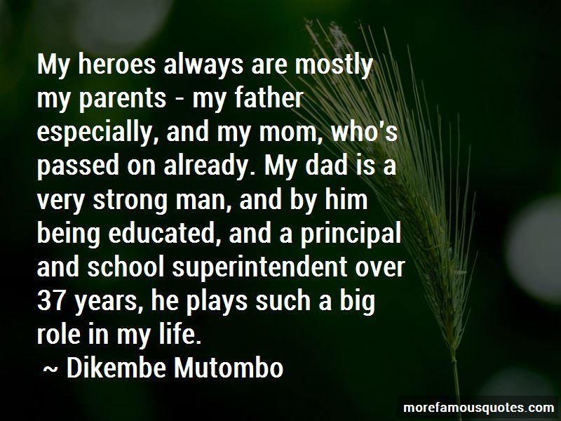 Role Of Parents In Our Life Quotes