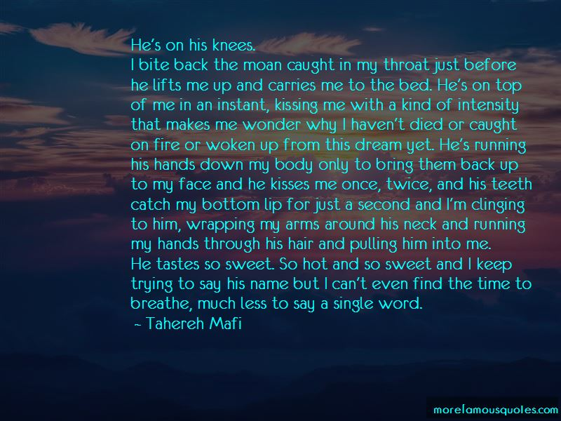 Sweet Throat Quotes Pictures 3