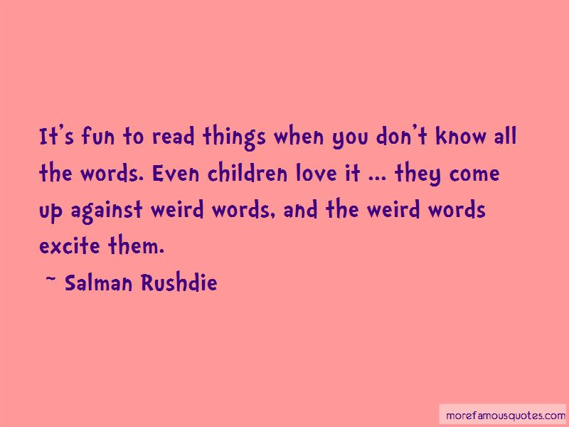 Weird Fun Quotes Pictures 4