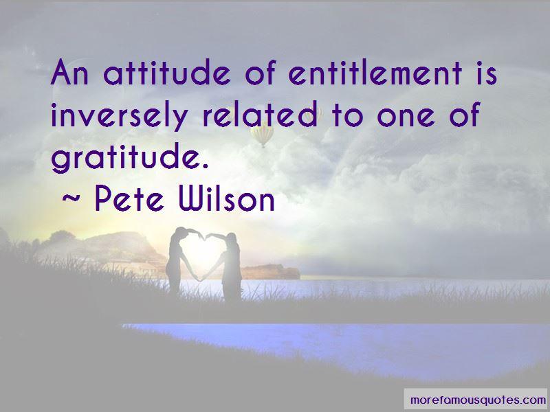 Attitude Related Quotes