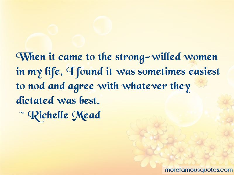 Best Strong Willed Quotes Pictures 2