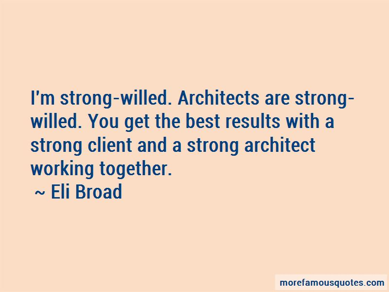 Best Strong Willed Quotes