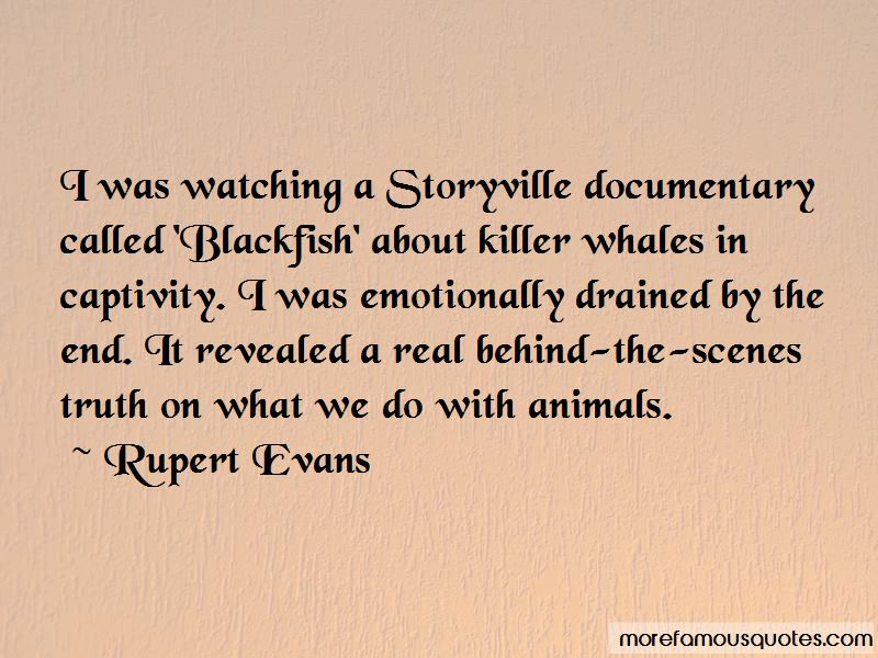 Blackfish Documentary Quotes