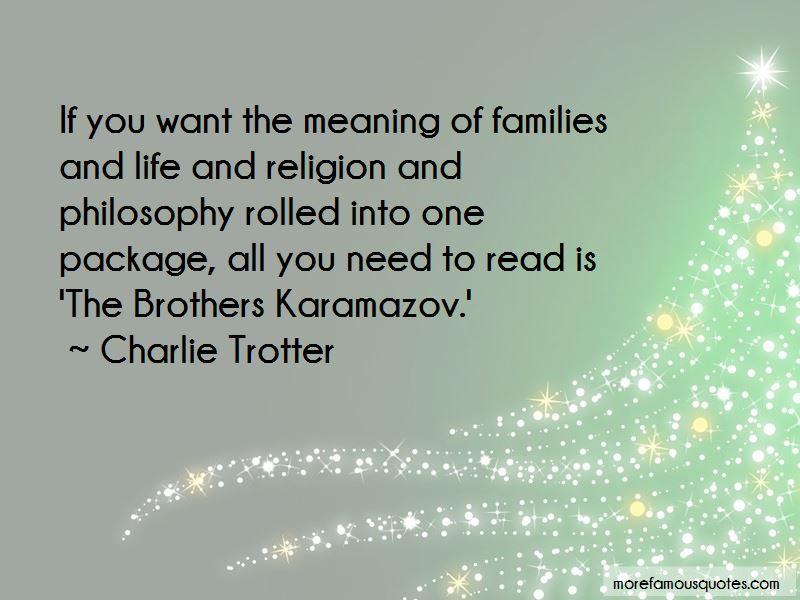 Brothers Karamazov Religion Quotes