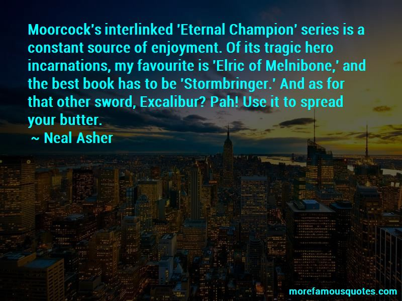 Elric Melnibone Quotes