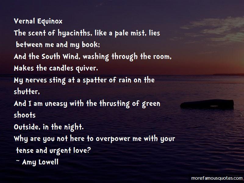 Equinox Love Quotes