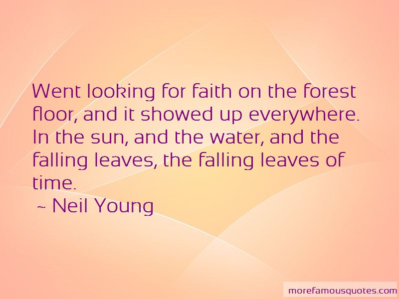 Forest Floor Quotes Pictures 2