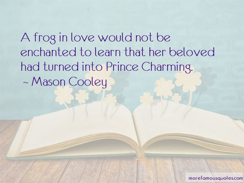 Frog Prince Love Quotes Pictures 2