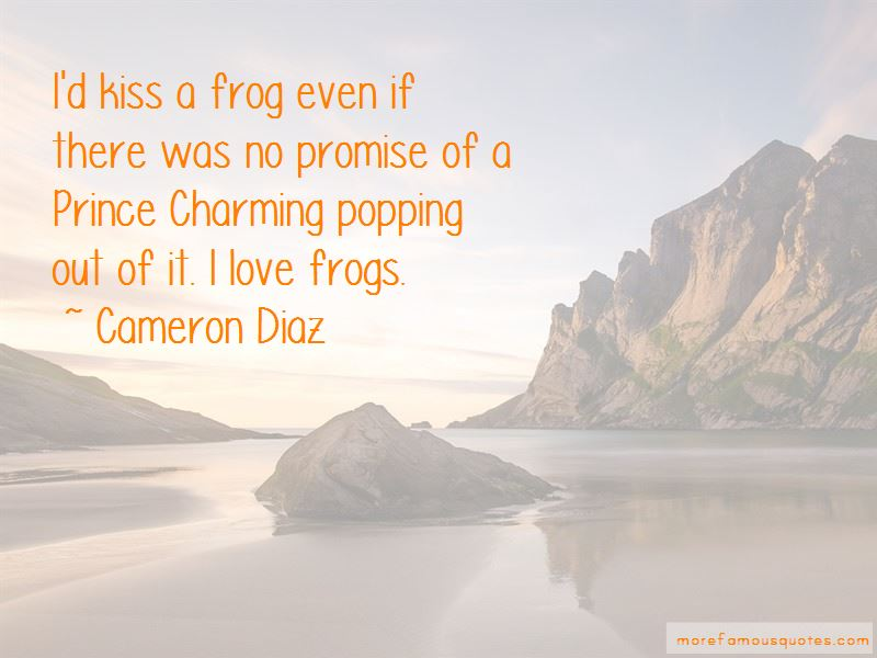Frog Prince Love Quotes Pictures 3