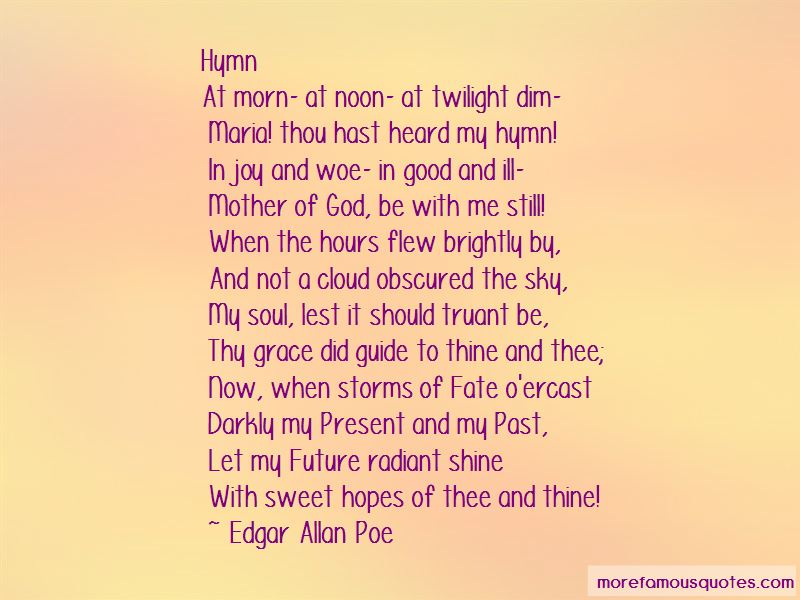 God Be With Me Quotes