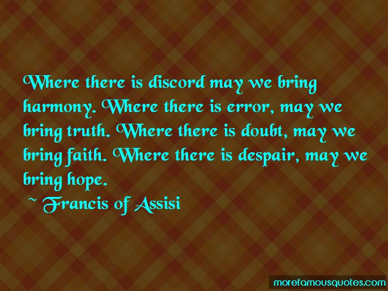 Harmony Of Despair Quotes Pictures 2