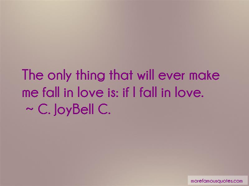 If I Fall In Love Quotes Pictures 4