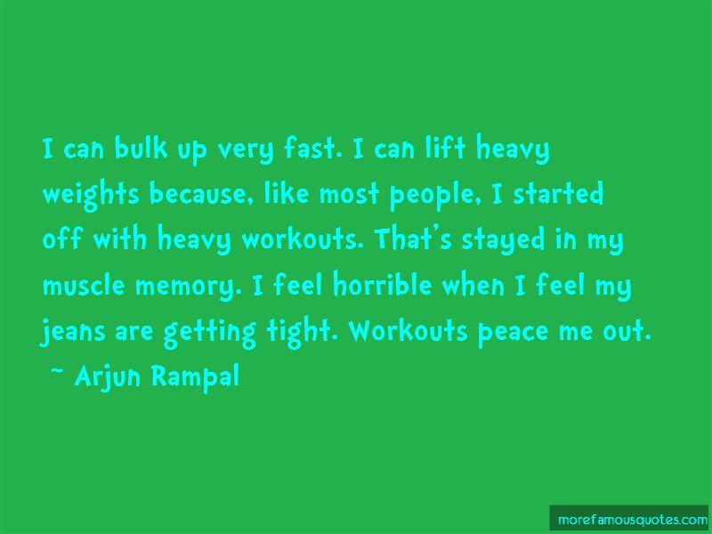 Lift Heavy Quotes