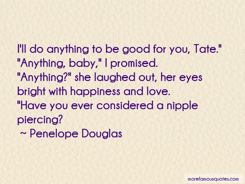 Love For My Baby Quotes
