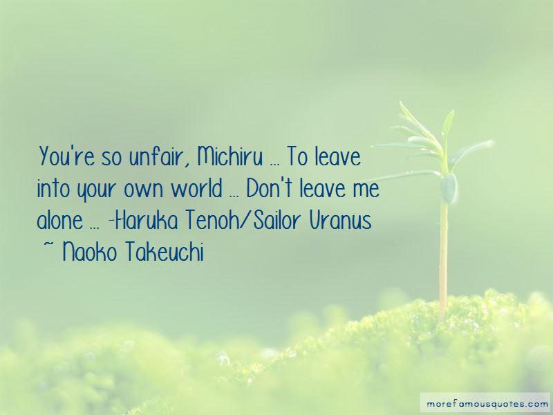 Michiru Haruka Quotes Pictures 2
