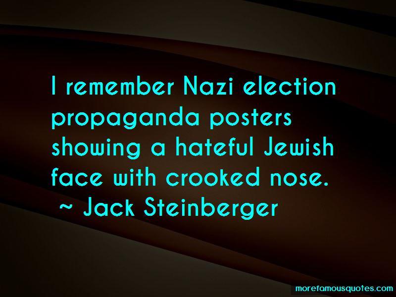 Nazi Propaganda Posters Quotes