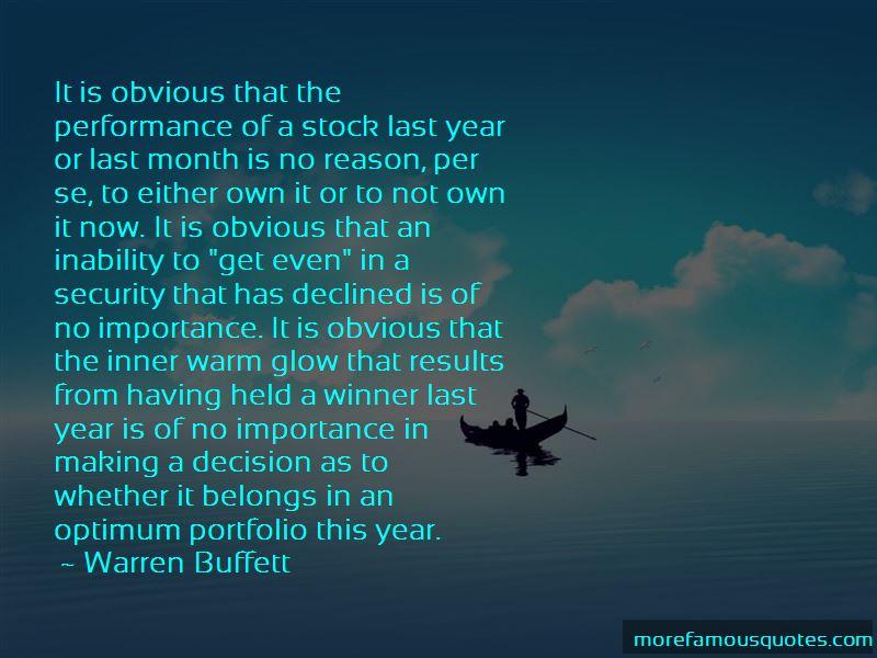 Optimum Performance Quotes