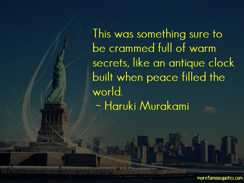 Peace Filled Quotes Pictures 2