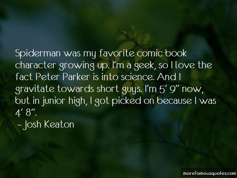Peter Parker Love Quotes
