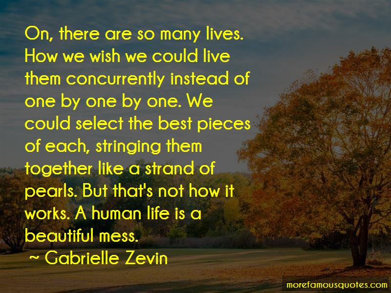 A Beautiful Mess Quotes Pictures 4