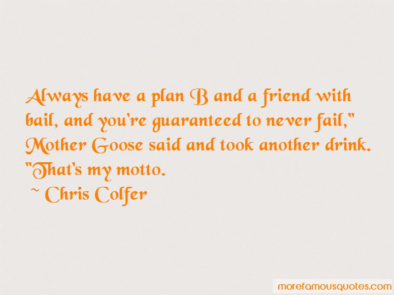 Quotes About A Plan