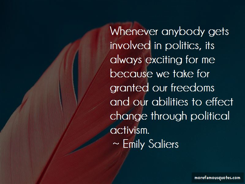 Quotes About Activism