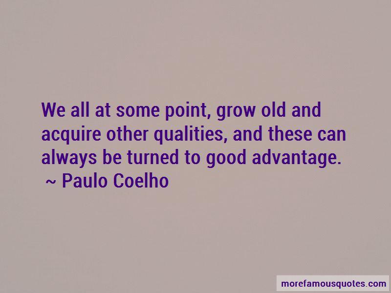 Quotes About Advantage