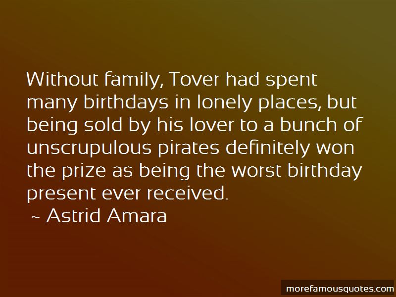 Quotes About Birthdays For Lover