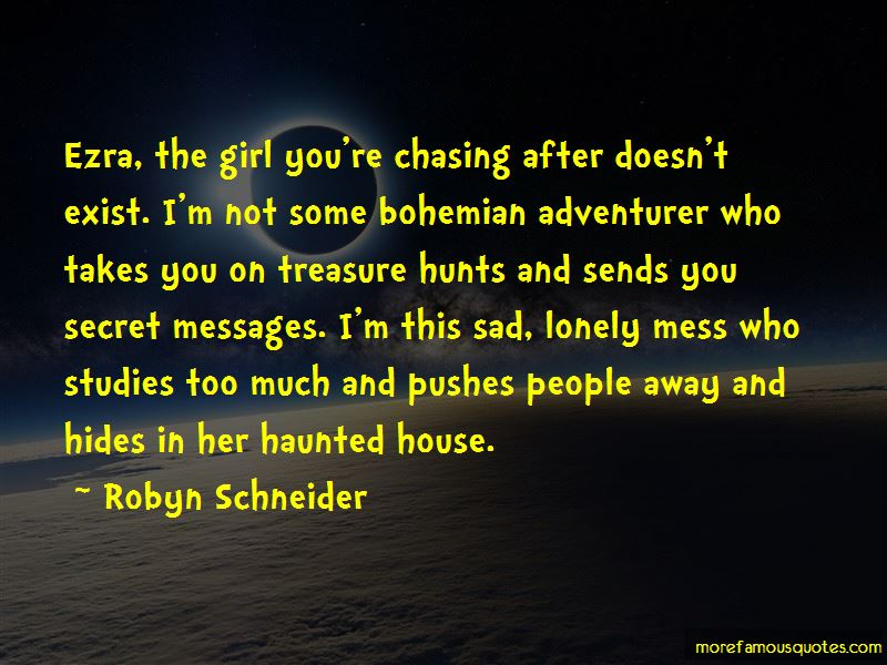 Chasing After A Girl Quotes Pictures 2