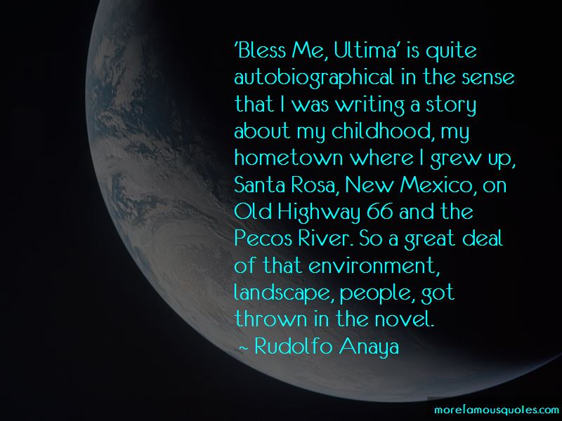 Quotes About Childhood Hometown