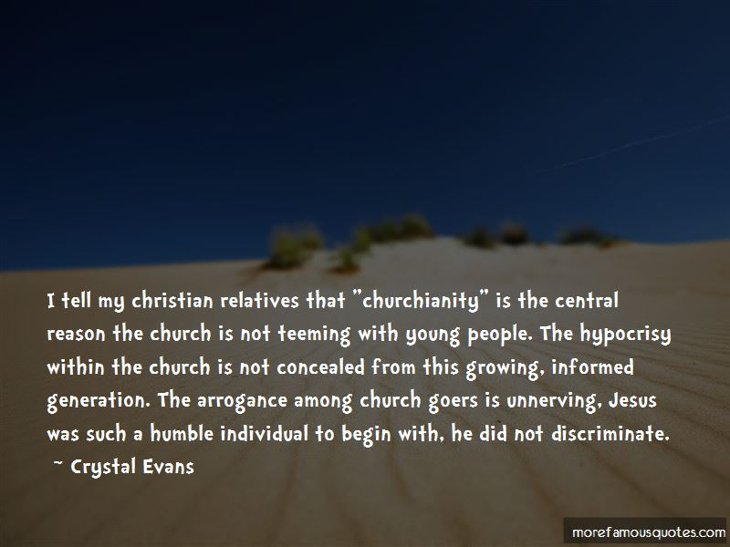 Quotes About Christian Hypocrisy: top 16 Christian Hypocrisy ...