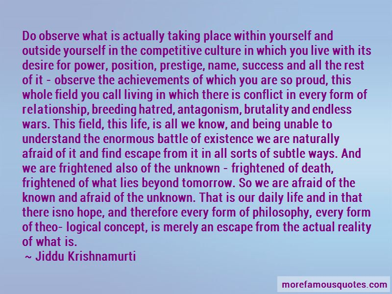 Conflict Within Yourself Quotes Pictures 4