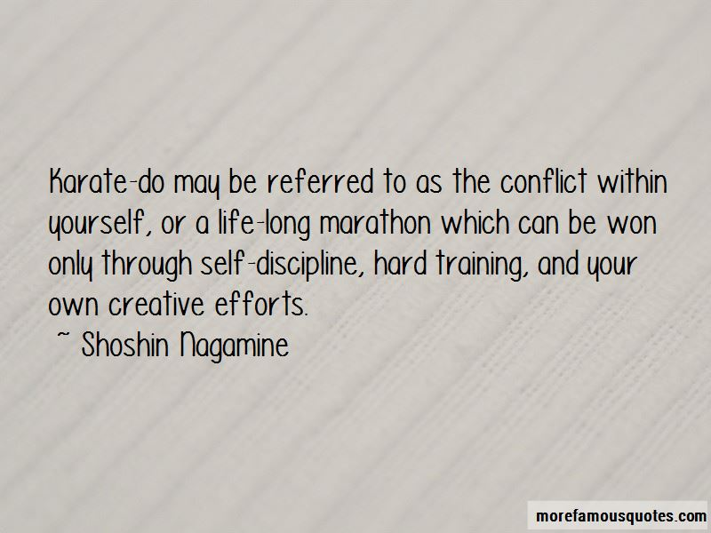 Quotes About Conflict Within Yourself