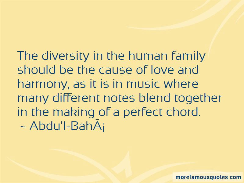 Quotes About Diversity And Love