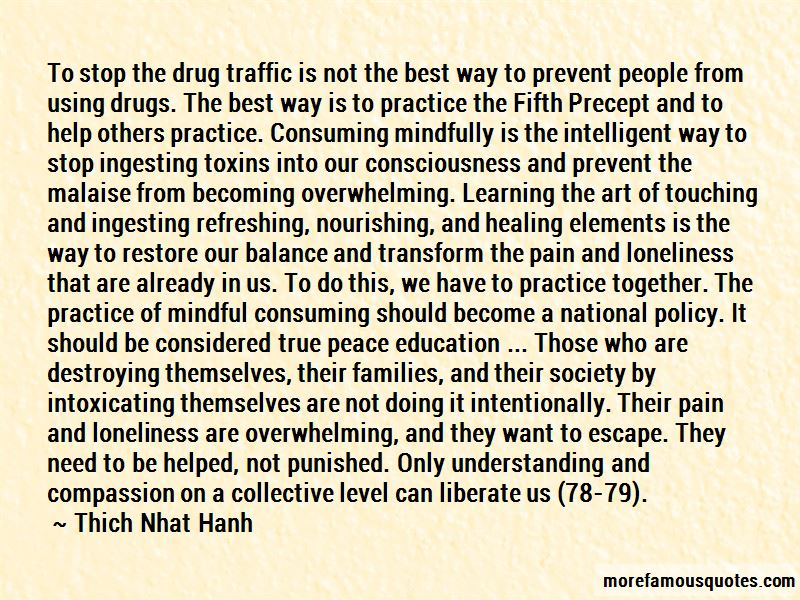 Quotes About Drugs Destroying Families
