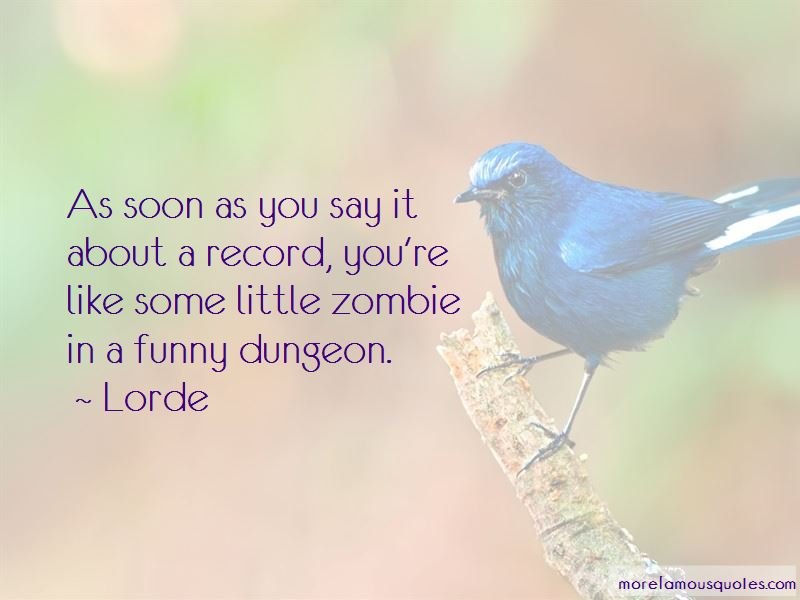 Quotes About Dungeon