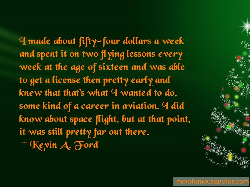Quotes About Early Aviation