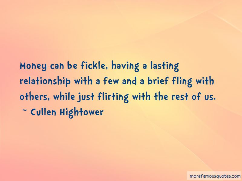 Fling Relationship Quotes Pictures 2